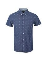 Classic Shoreditch Print SS Shirt