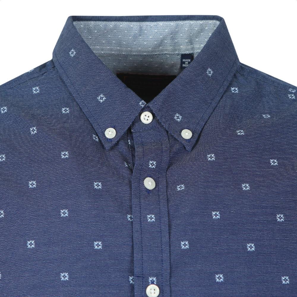 Classic Shoreditch Print SS Shirt main image