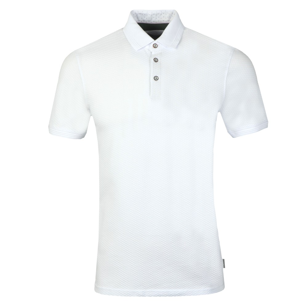 Textured Polo Shirt main image