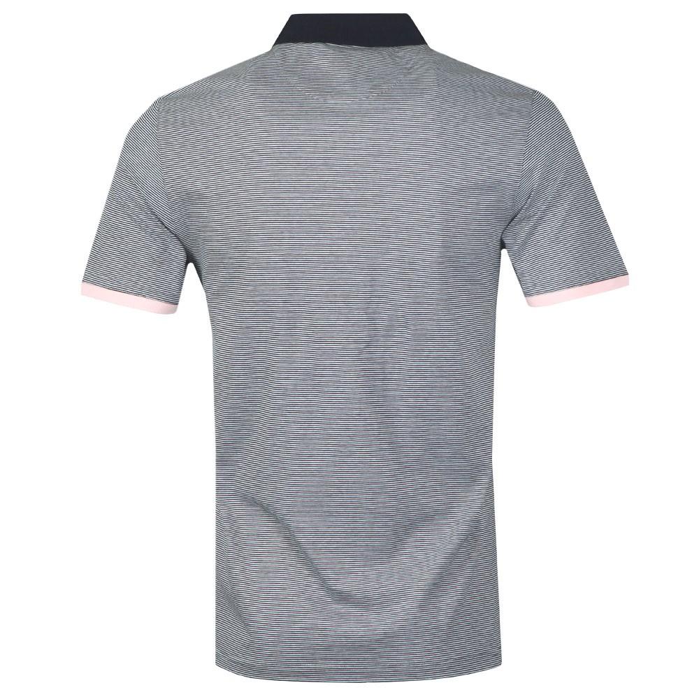 Striped Polo Shirt main image