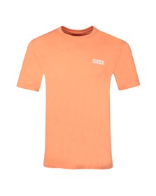 HUGO Mens Orange Durned202 T Shirt