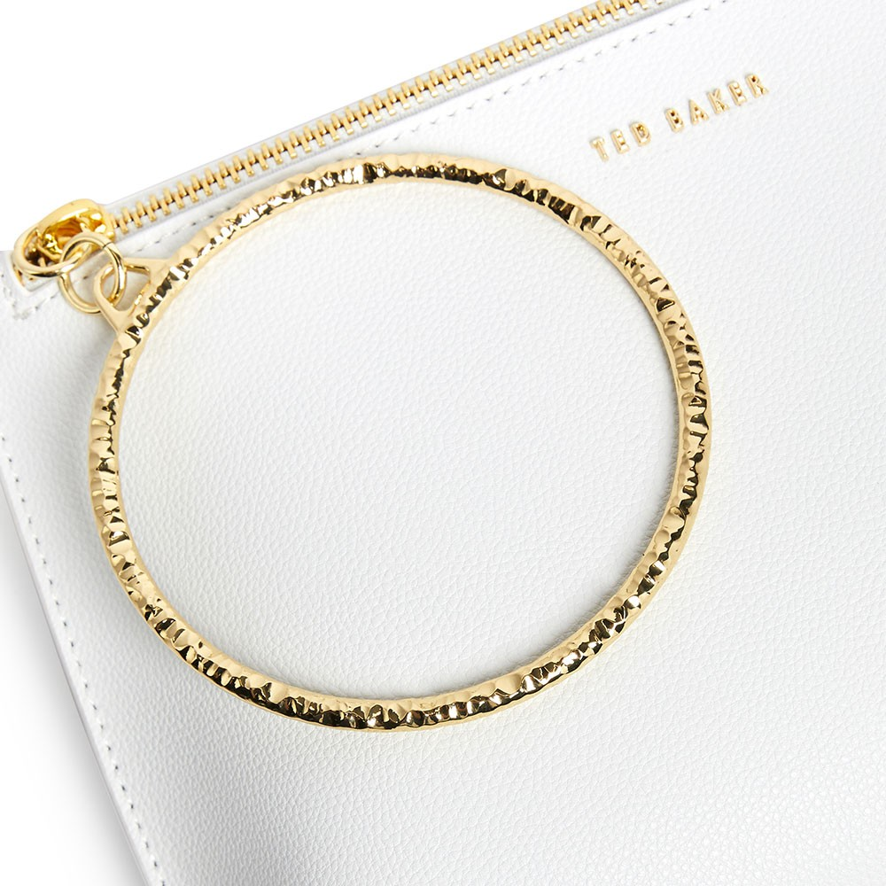 Ingaah Textured Ring Bracelet Clutch main image