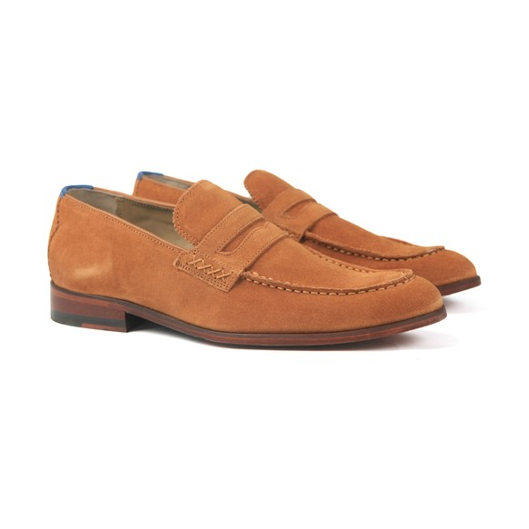 Oliver Sweeney Mens Brown Bibury Shoe