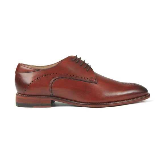 Oliver Sweeney Mens Brown Harworth Shoe main image