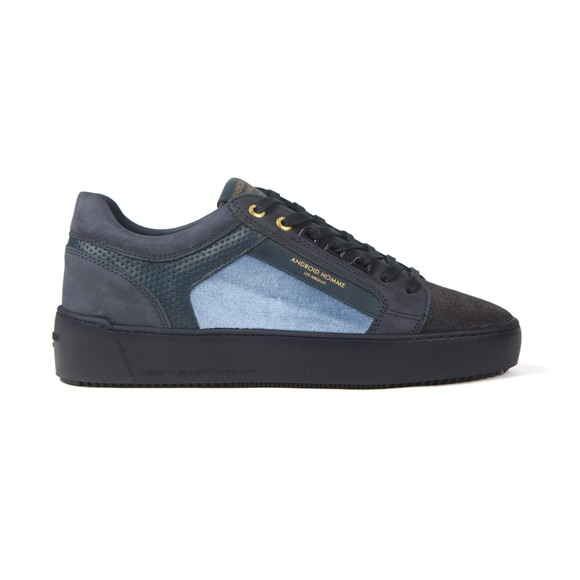 Android Homme Mens Black Venice Trainer