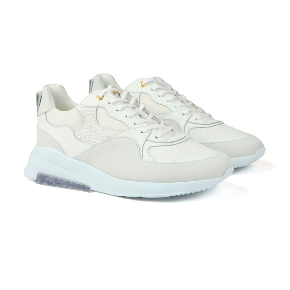 Android Homme Mens White Malibu Trainer