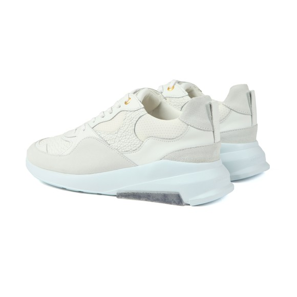 Android Homme Mens White Malibu Trainer main image