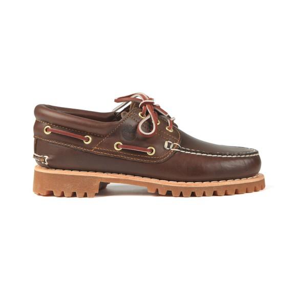Timberland Mens Brown Classic Boat Shoe