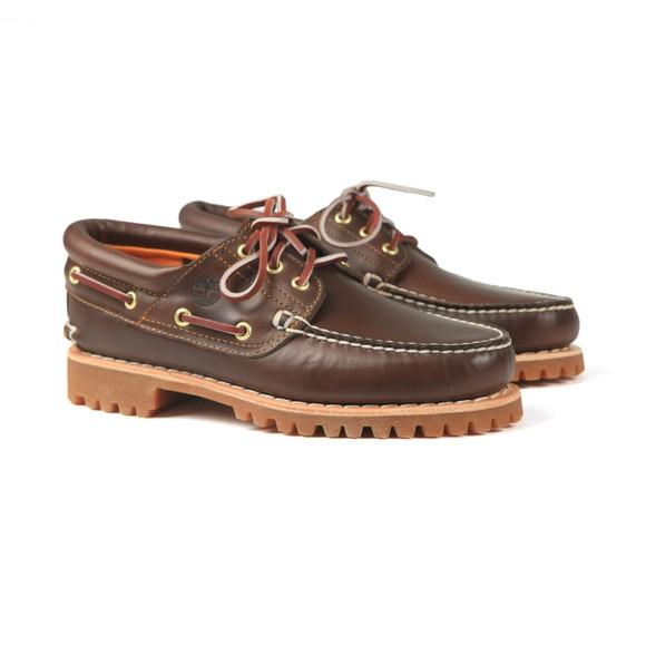 Timberland Mens Brown Classic Boat Shoe main image