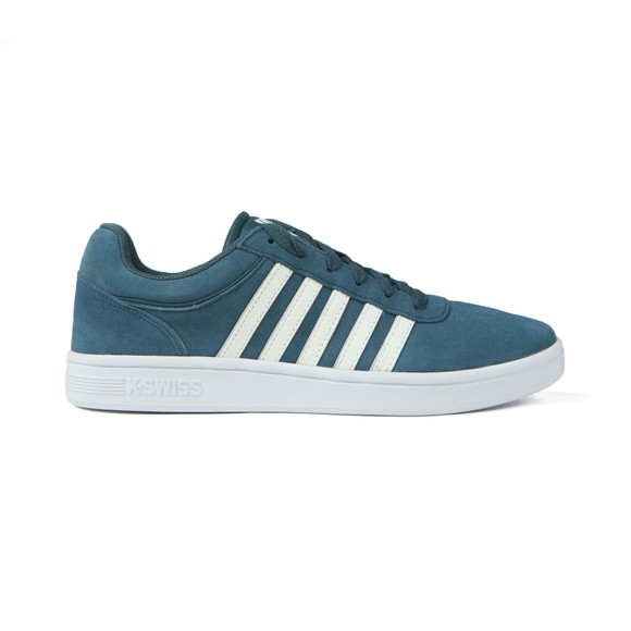 K Swiss Mens Blue Court Cheswick Trainer