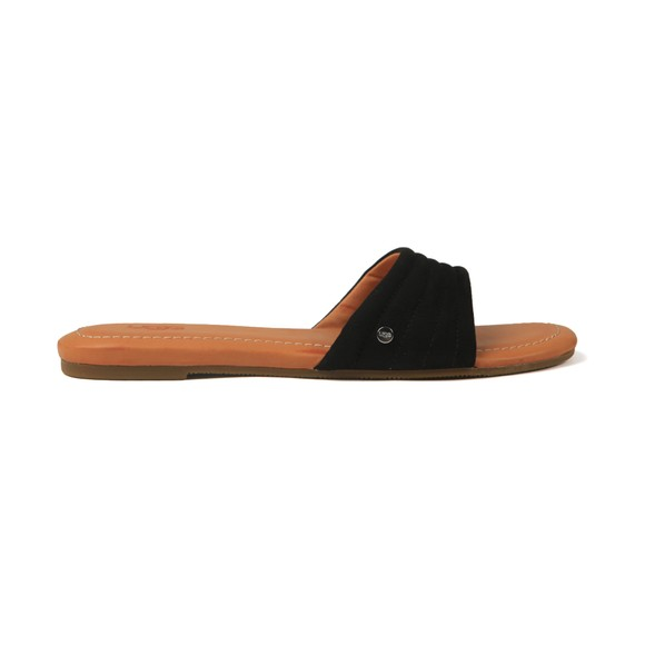 Ugg Womens Black Jurupa Slider