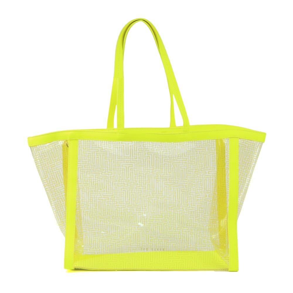 Nicoley Transparent Shopper Bag main image
