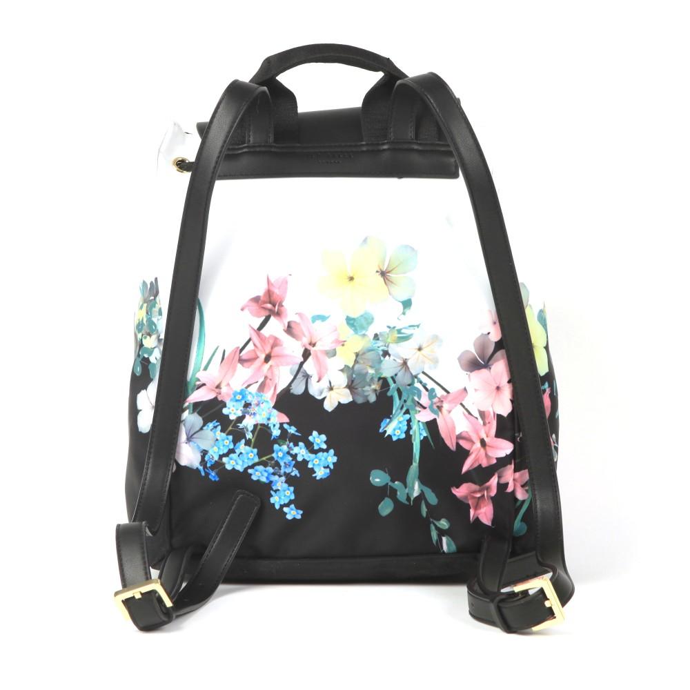 Deviee Pergola Nylon Drawstring Backpack main image