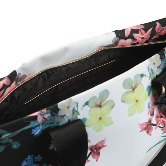 Ted Baker Womens Off-White Daleyaa Pergola Small Nylon Tote Bag main image