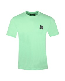 Marshall Artist Mens Green Siren T-Shirt