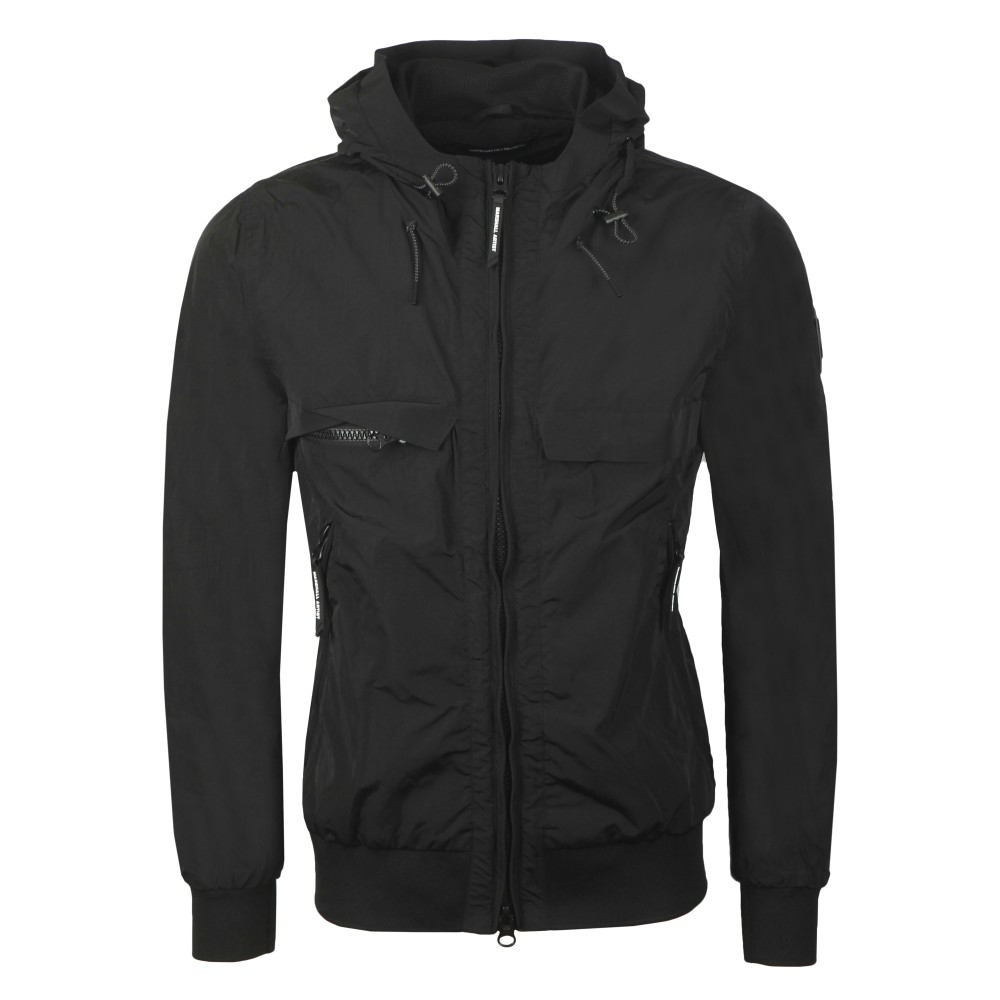 Articulated Bomber Jacket main image