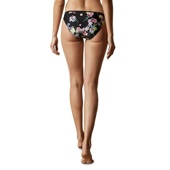 Ted Baker Womens Black Jazla Pergola Classic Bikini Pant main image