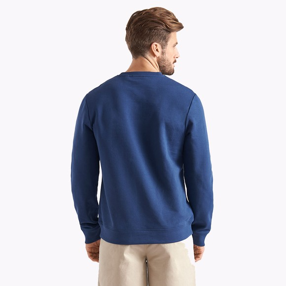 Henri Lloyd Mens Blue RWR Sweatshirt main image
