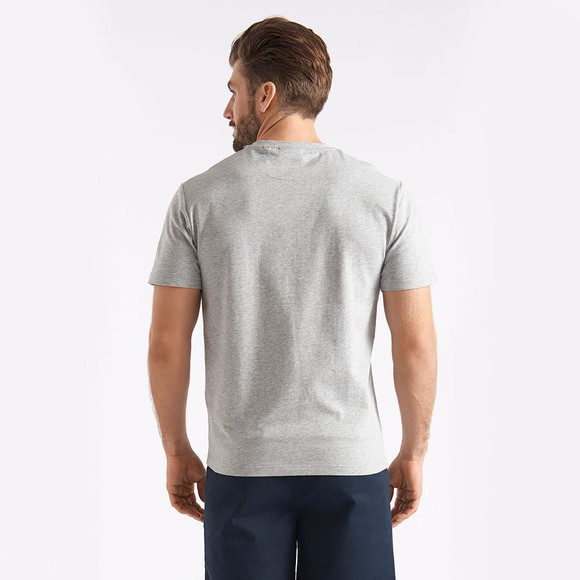 Henri Lloyd Mens Grey Cowes T-Shirt main image