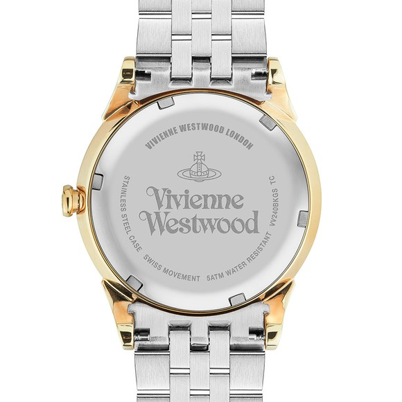 Vivienne Westwood Womens Black Seymour Watch main image