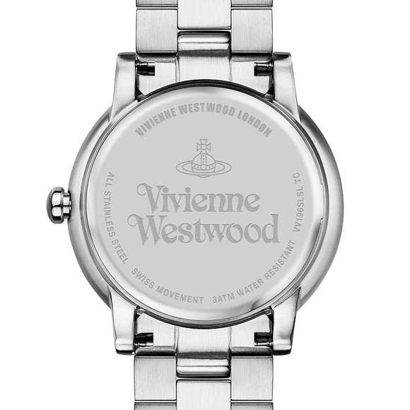 Vivienne Westwood Womens Silver Shoreditch Watch