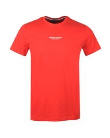 Weekend Offender Mens Orange WO T-Shirt