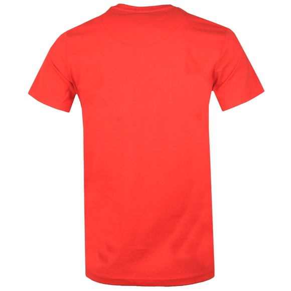 Weekend Offender Mens Orange WO T-Shirt main image