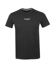 Weekend Offender Mens Black WO T-Shirt