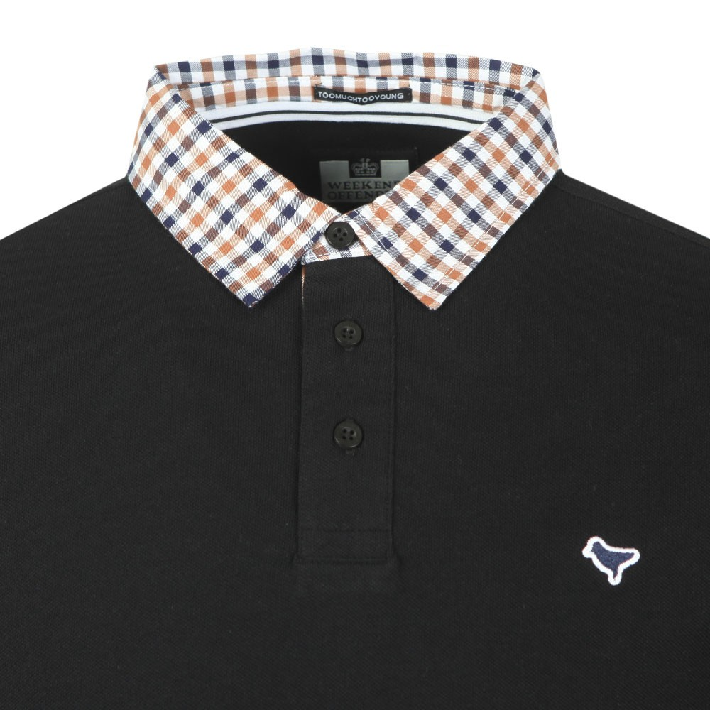 Bentvena Long Sleeve Polo Shirt main image