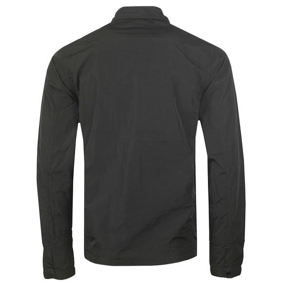 Weekend Offender Mens Black Vinnie Overshirt main image
