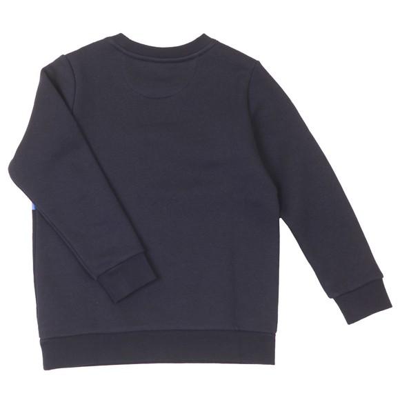 Lacoste Sport Boys Blue SJ3311 Duo Strip Sweatshirt main image