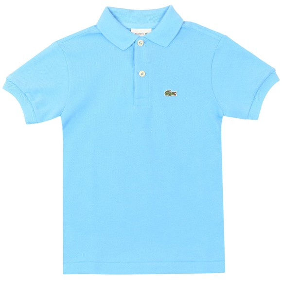 Lacoste Boys Blue PJ2909 Polo Shirt main image