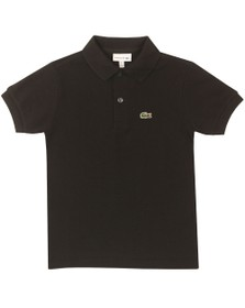 Lacoste Boys Black PJ2909 Polo Shirt