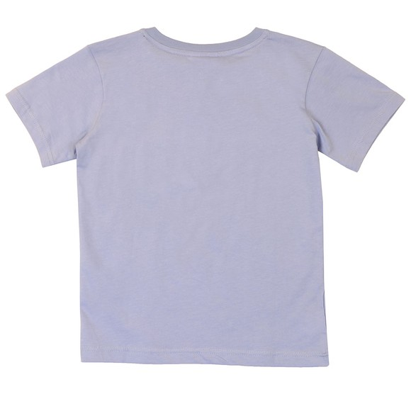 Lacoste Boys Purple Small Logo T Shirt