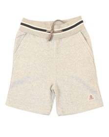 Pyrenex Boys Grey Mael Sweat Short