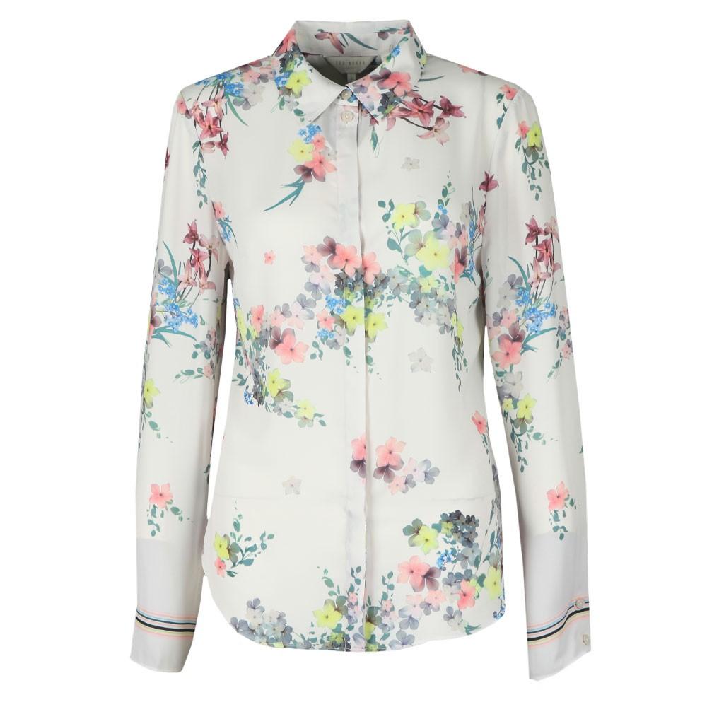 Aadele Pergola Floral Printed Shirt main image