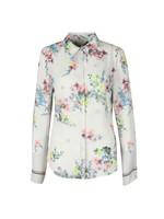 Aadele Pergola Floral Printed Shirt