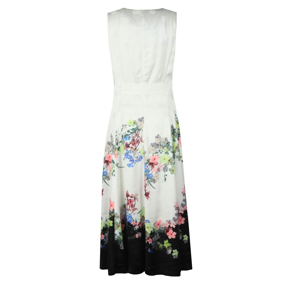 Camylle Pergola Belted Midi Dress main image