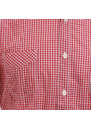 Paul Smith 756K Small Red Check Shirt additional image