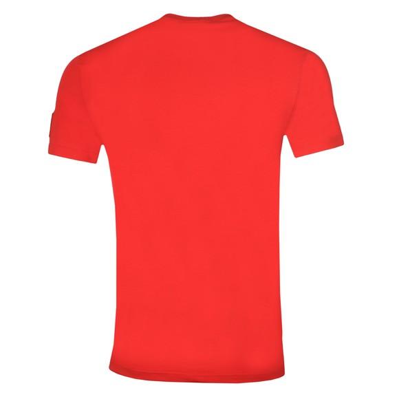 Dsquared2 Mens Red D2D2 Arm T-Shirt main image