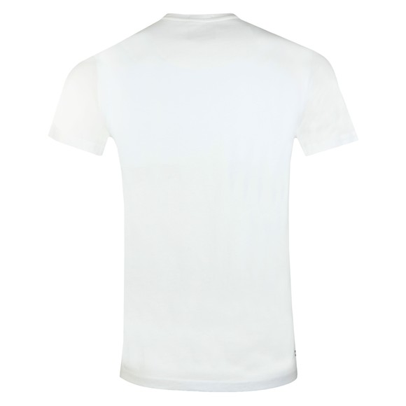 Weekend Offender Mens White Thomas T Shirt main image