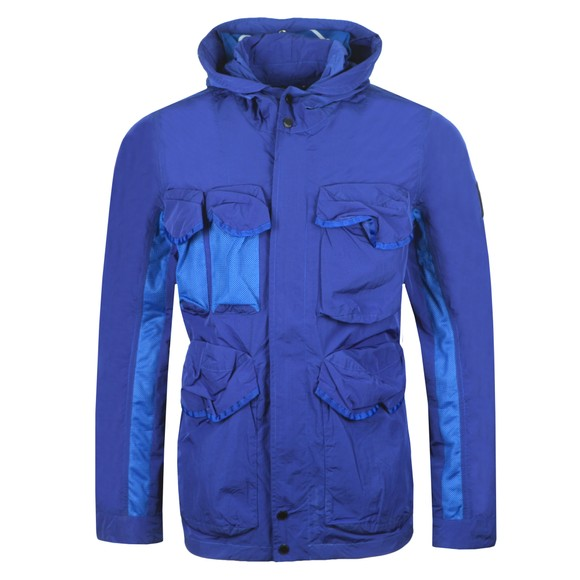 Weekend Offender Mens Blue Devito Jacket