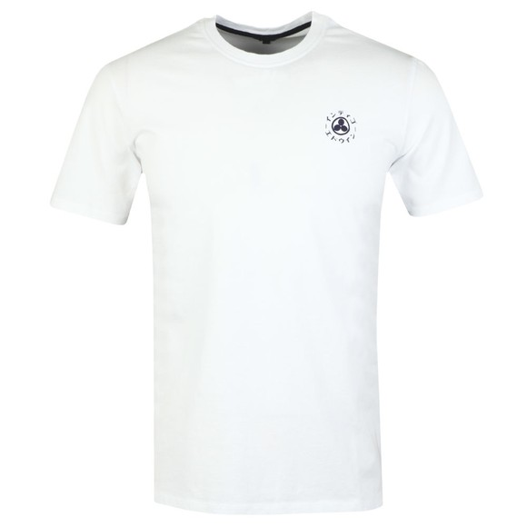 Edwin Mens White Dreamers T-Shirt