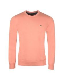 Lacoste Mens Pink AH3467 Jumper