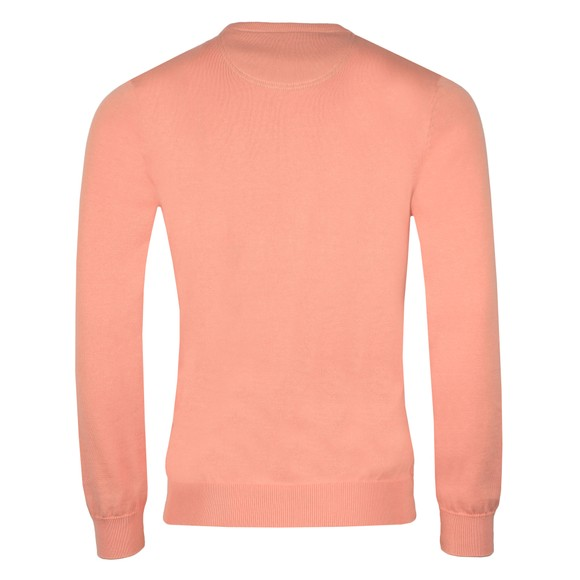 Lacoste Mens Pink AH3467 Jumper main image