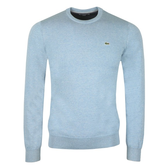Lacoste Mens Blue AH3467 Jumper