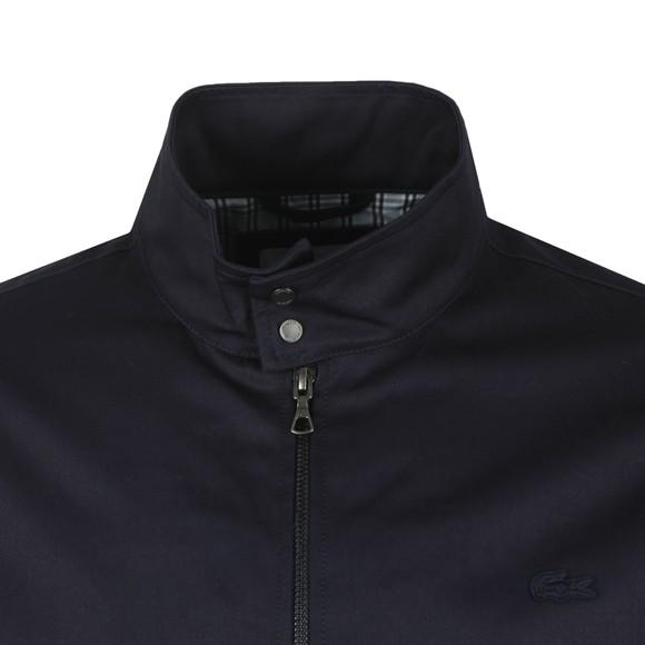 Lacoste Mens Blue BH5314 Jacket