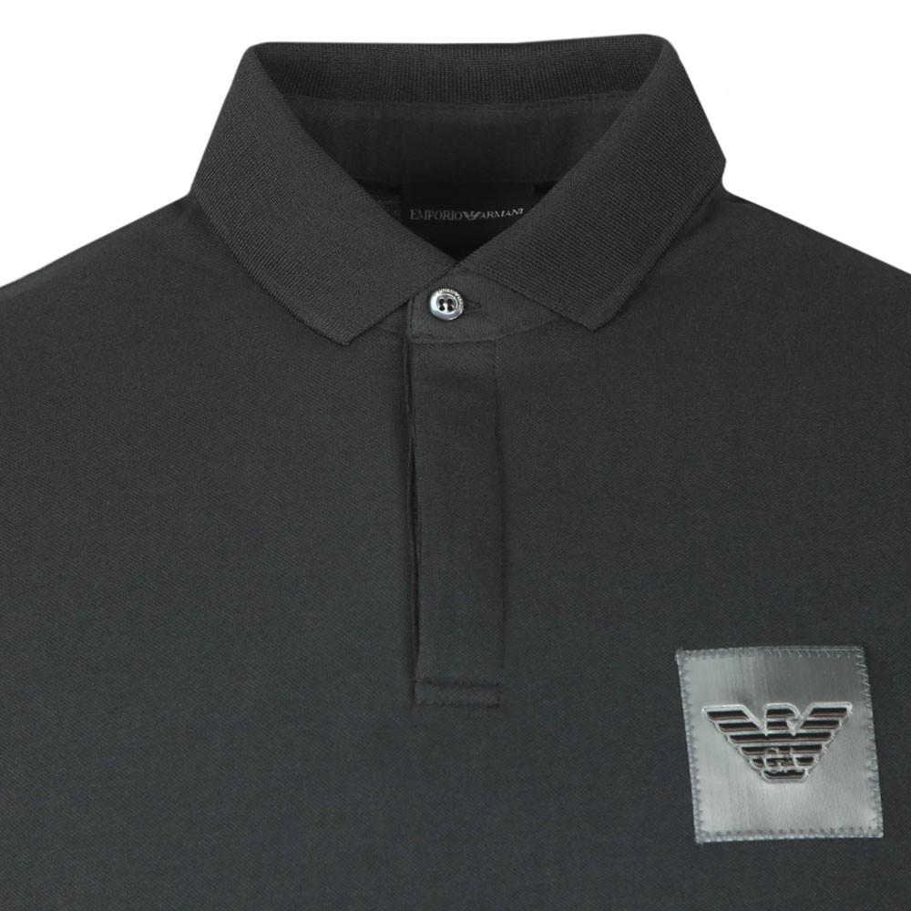 Reflective Box Logo Polo Shirt main image