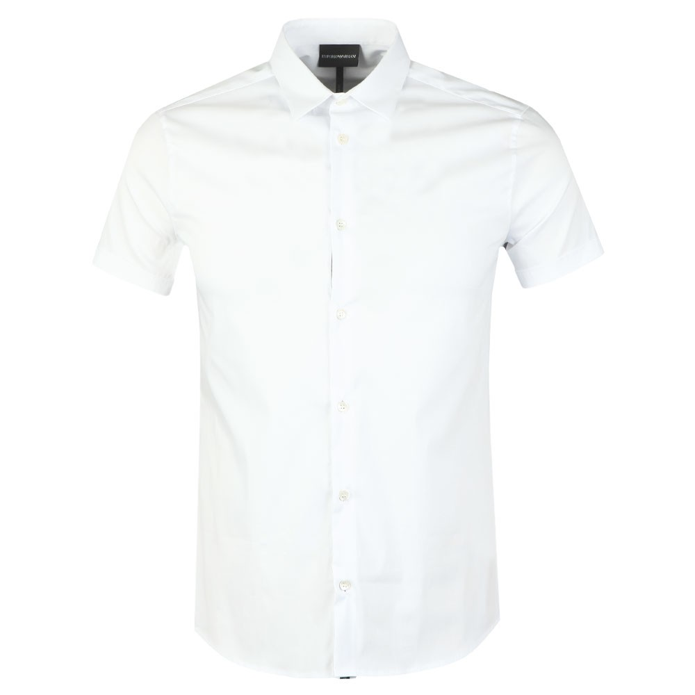 Plain Short Sleeve Shirt main image