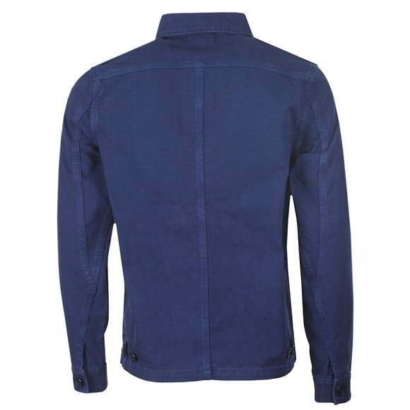 Barbour Lifestyle Mens Blue Duncansea Overshirt main image